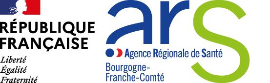 Logo Agence Régionale de Santé BFC