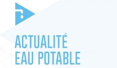 Actualité Eau potable