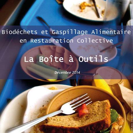 Boite à outils Biodéchets et gaspillage alimentaire en restauration collective