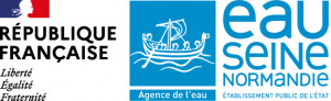 Logo de l'Agence de l'eau Seine-Normandie