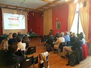 Journée d'information et d'échanges sur le transfert et la gestion des compétences Eau et Assainissement