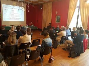 Journée d'information et d'échanges à Vandoeuvre les Nancy sur le transfert et la gestion des compétences Eau et Assainissement