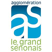 Logo de la CA du Grand Sénonais