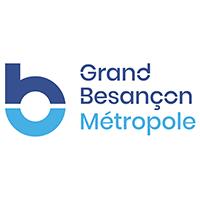 Logo du Grand Besançon Métropole