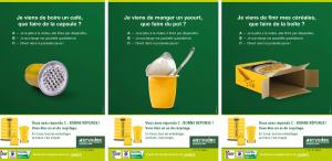 Campagne du SYVADEC pour le tri des déchets